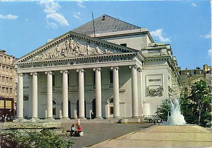 [Bruxelles: Theatre Royal de la Monnaie / Brussel: Koninklijke Muntschouwburg]