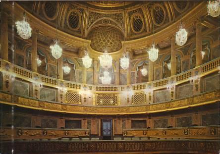 [Versailles: Theatre Gabriel]