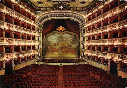 [Napoli: Teatro San Carlo]