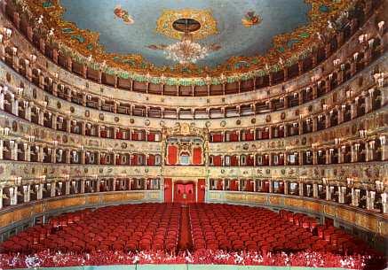 [Venezia: Teatro La Fenice]