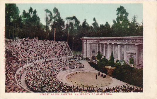 Greek Theatre, Berkeley