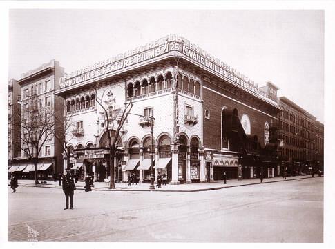 [New York, NY: Regent Theatre]